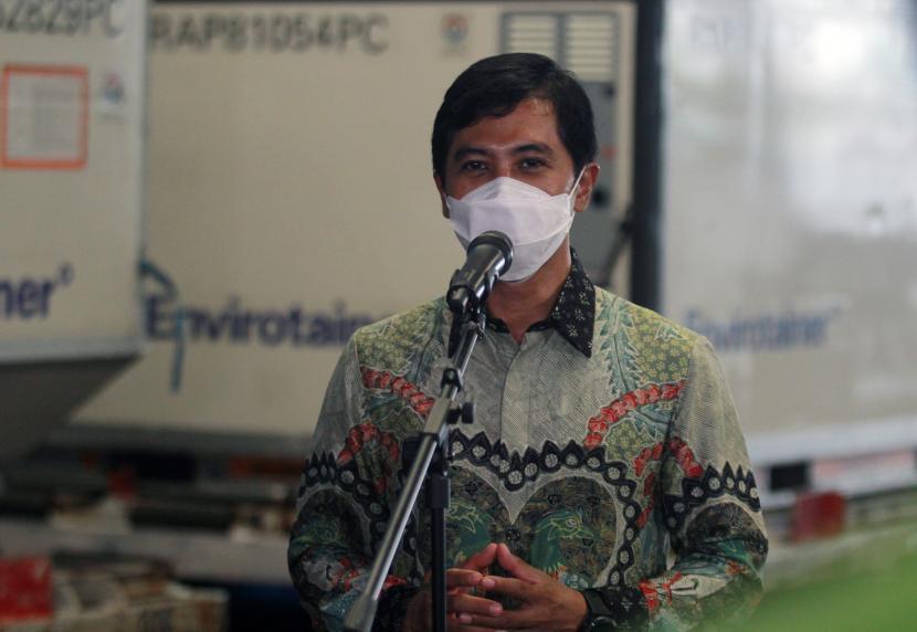 Wakil Menteri Kesehatan Dante Saksono
