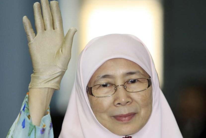 Wakil Perdana Menteri Malaysia Wan Azizah Wan Ismail