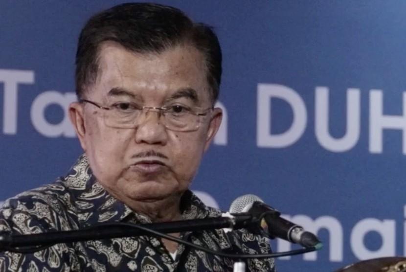 Vice President Jusuf Kalla (JK)