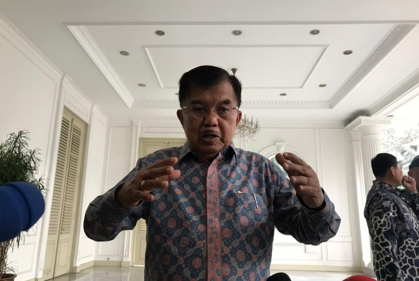 Vice President M Jusuf Kalla.