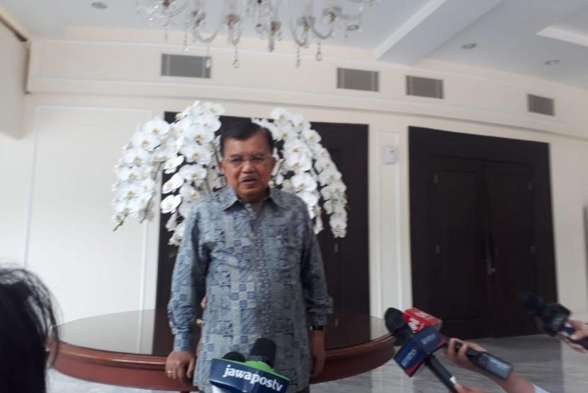 Vice President Jusuf Kalla (JK).