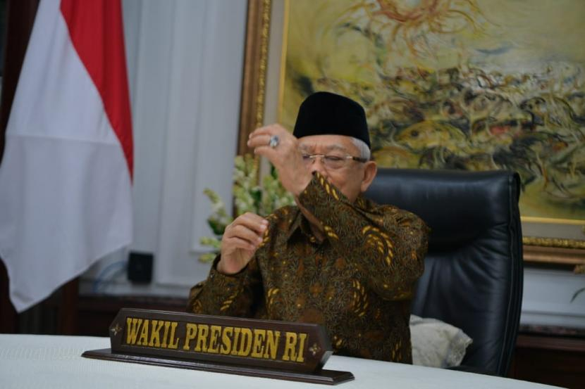 Wakil Presiden Marif Amin