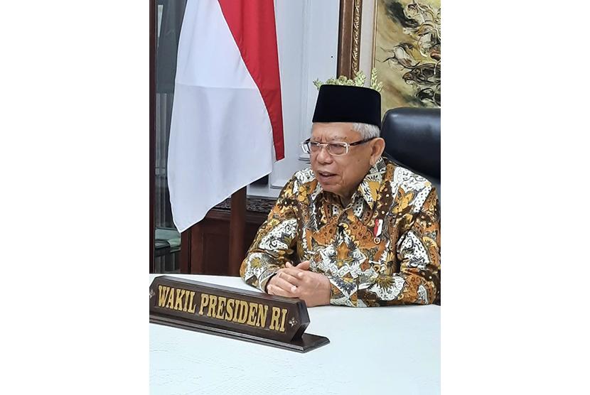 Wakil Presiden Ma'ruf Amin
