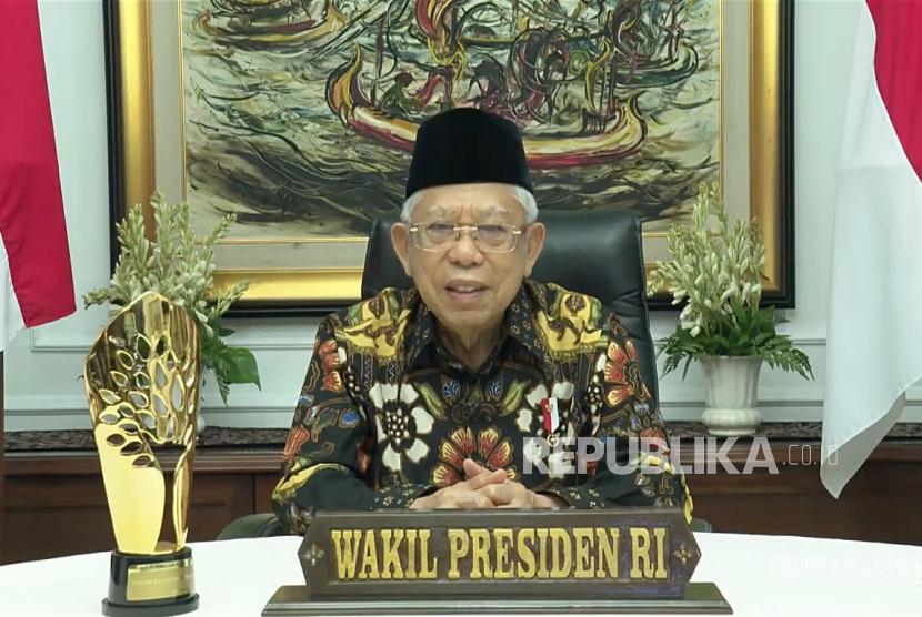 Wakil Presiden RI KH Maruf Amin