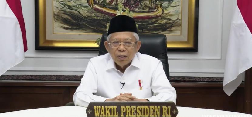 Wakil Presiden RI Maruf Amin