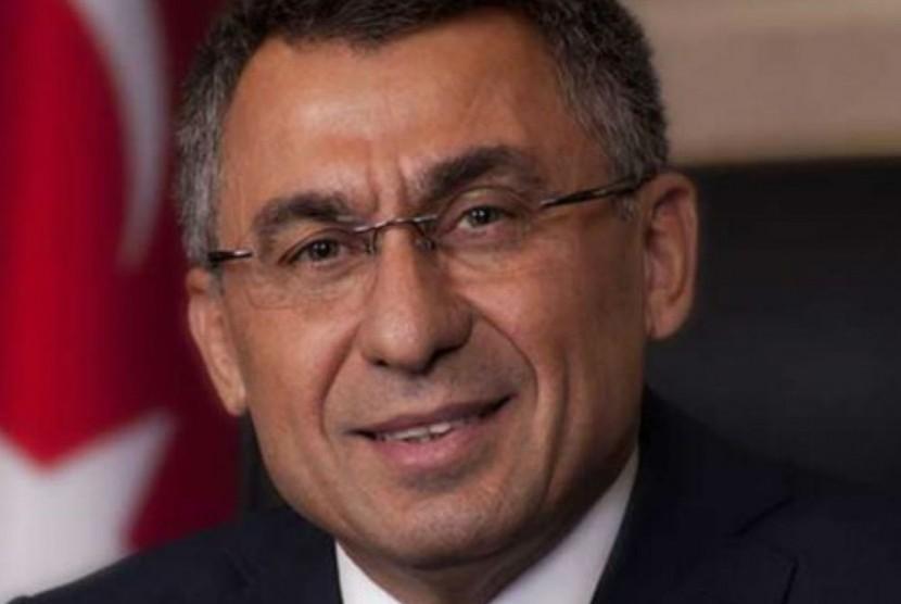 Wakil Presiden Turki, Fuat Oktay