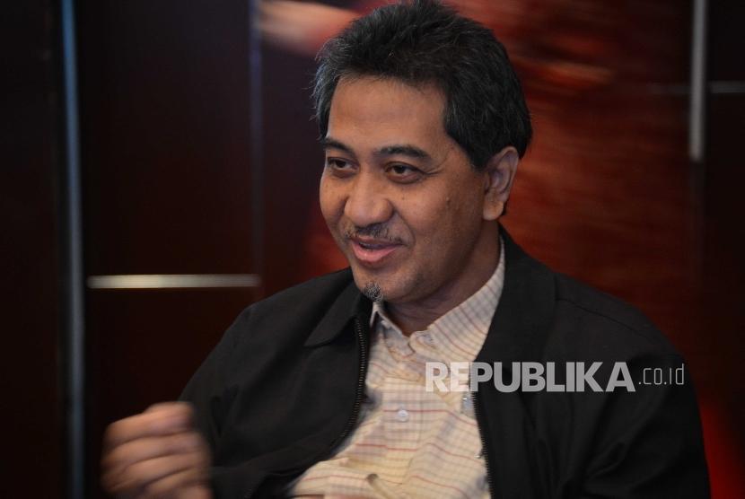 Wakil Rektor I Universitas Darussalam Gontor, Hamid Fahmy Zarkasyi.