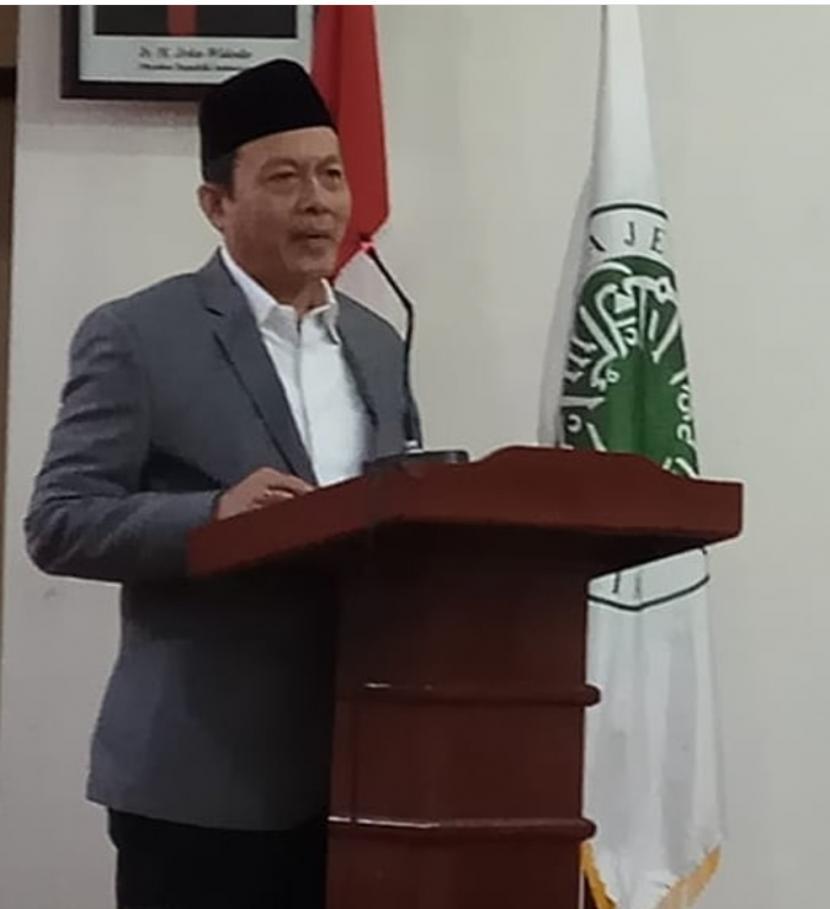 Ketua Indonesia Halal Watch (IHW), Ikhsan Abdullah.