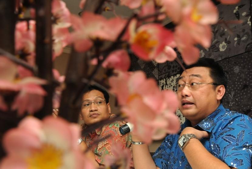 Wakil Sekretaris Jenderal (Wasekjen) DPP Partai Demokrat Rachland Nashidik.