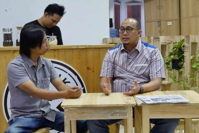 Wakil Sekretaris Jenderal (Wasekjen) DPP Partai Gerindra, Andre Rosiade.