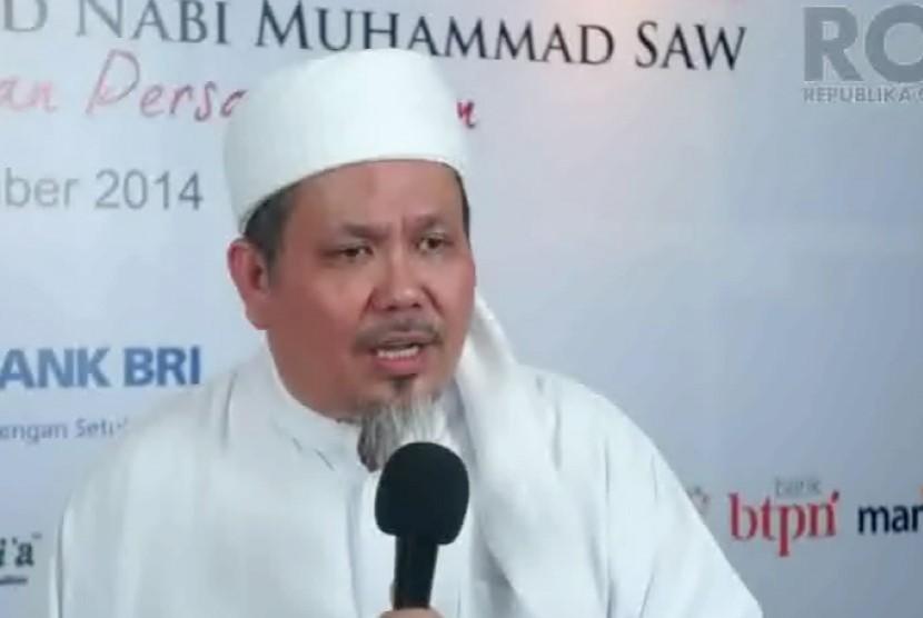Wakil Sekretaris Jenderal Majelis Ulama Indonesia (MUI), Tengku Zulkarnain