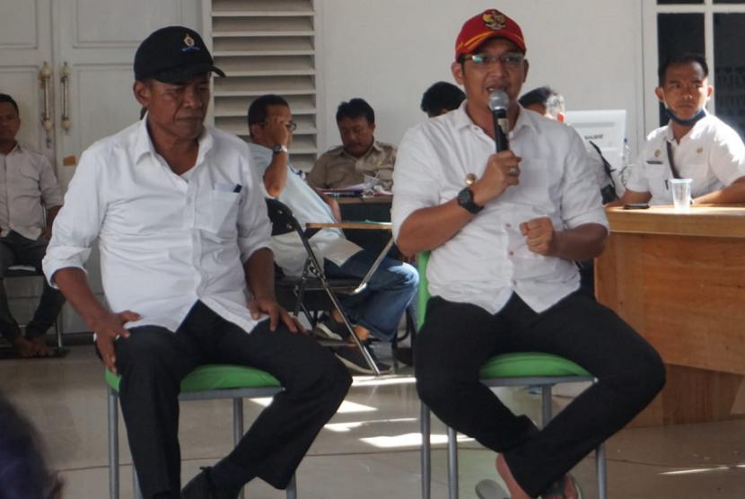 Wakil Wali Kota Palu Sigit Purnomo atau Pasha