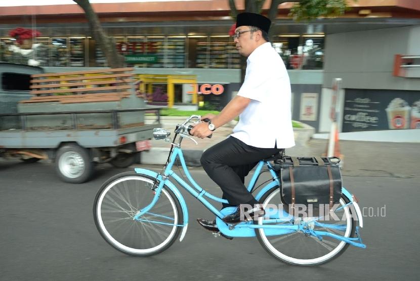 Wali Kota Bandung Ridwan Kamil. (Republika/Edi Yusuf)