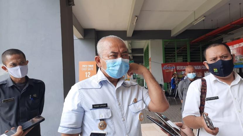 Wali Kota Bekasi Rahmat Effendi alias Pepen.