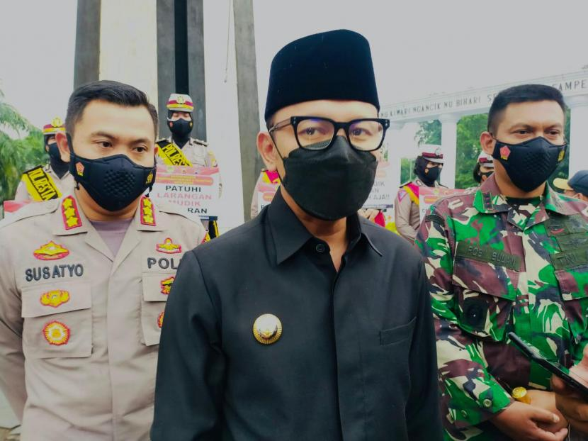 Wali Kota Bogor, Bima Arya Sugiarto.