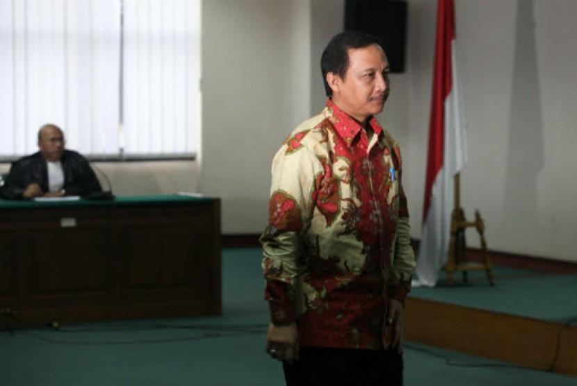 Wali Kota Semarang, Soemarmo HS Resmi Diberhentikan