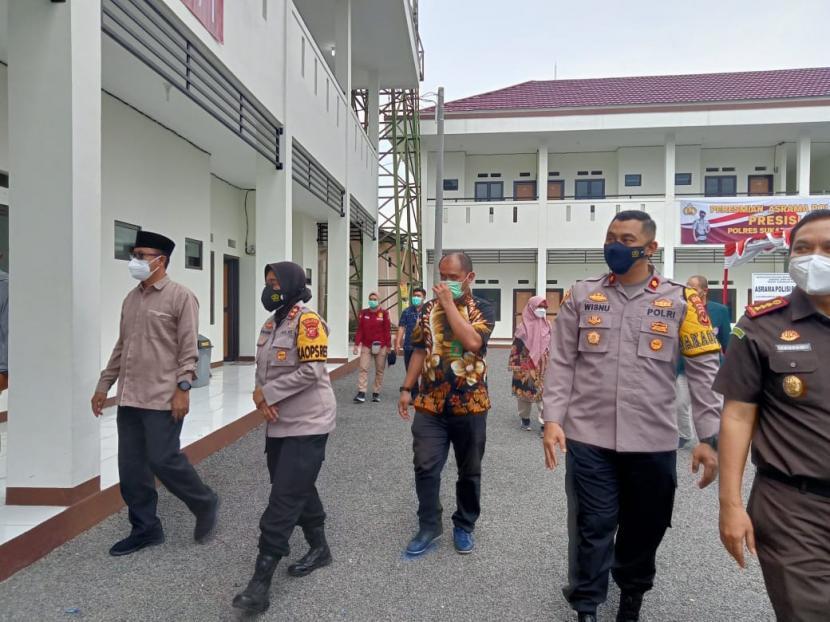 Kapolres Sukabumi Beri Penghargaan 28 Polisi Berprestasi (ilustrasi).