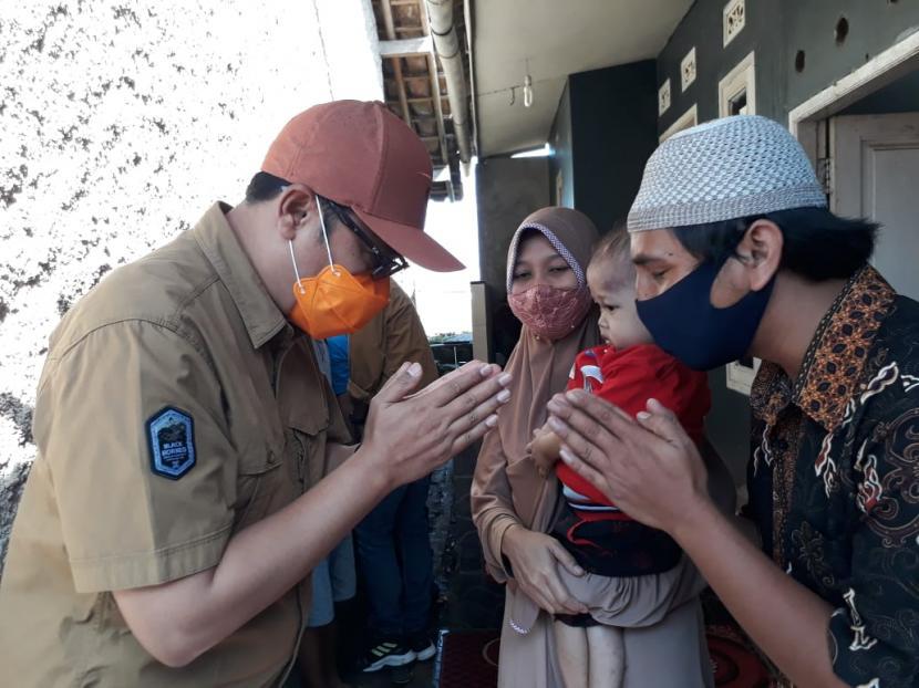 Jelang Lebaran, Sukabumi Salurkan Bantuan Udunan Online (ilustrasi).