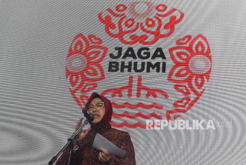 Surabaya Mayor Tri Rismaharani