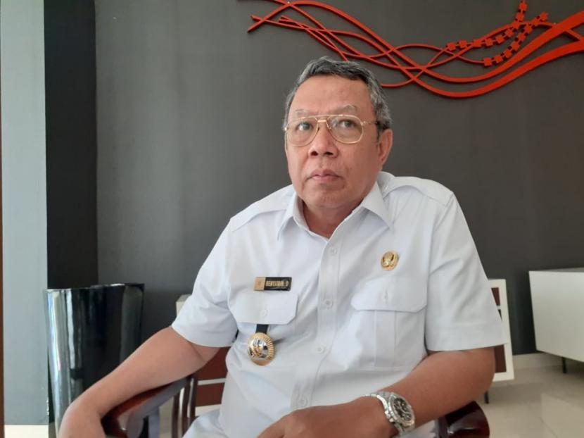 Wali Kota Tangerang Selatan Benyamin Davnie.