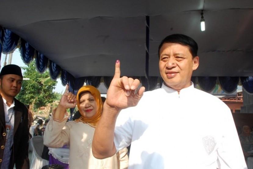 Wali Kota Tangerang, Wahidin Halim