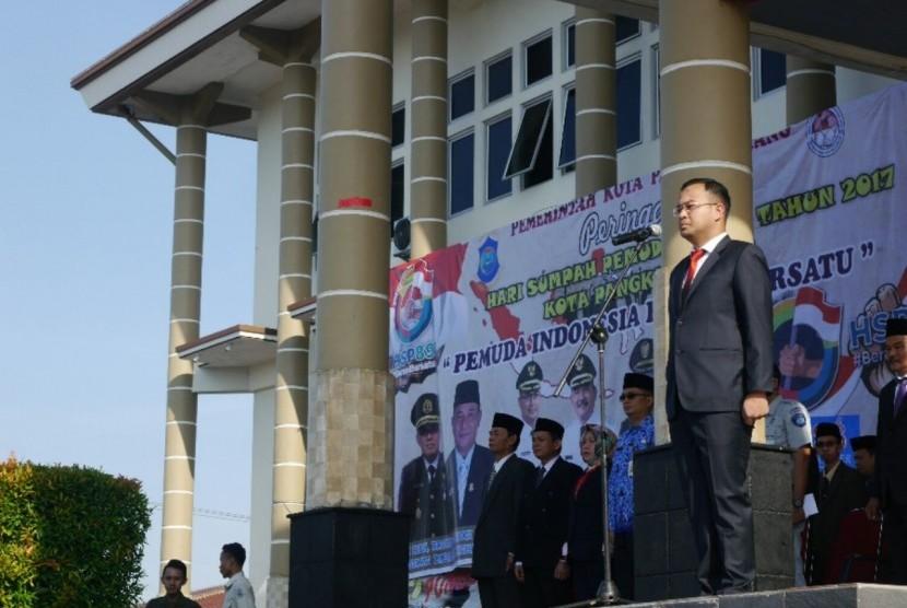 Wali KotaPangkalpinang, Mohammad Irwansyah