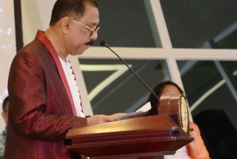 Walikota Ambon, Richard Louhenapessy