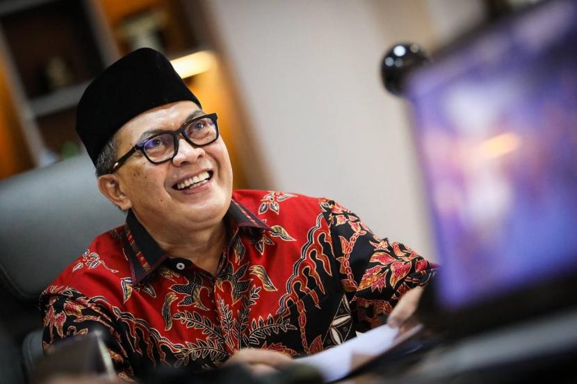 Walikota Bandung Oded M Danial