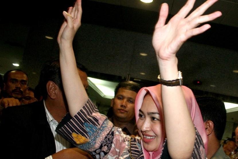 Walikota Tangerang Selatan Airin Rachmi Diany