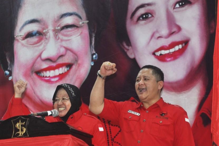 Whisnu Sakti Buana tak masalahkan sikap kakak kandungnya, yang mendukung calon lain. Foto Whisnu Sakti Buana (kanan) -ilustrasi-