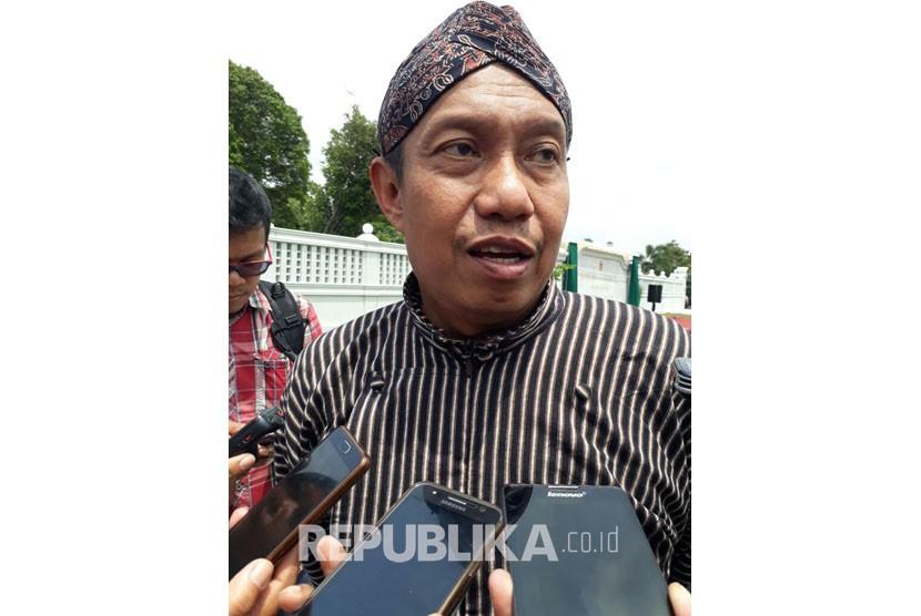 Walikota Yogyakarta Haryadi Suyuti