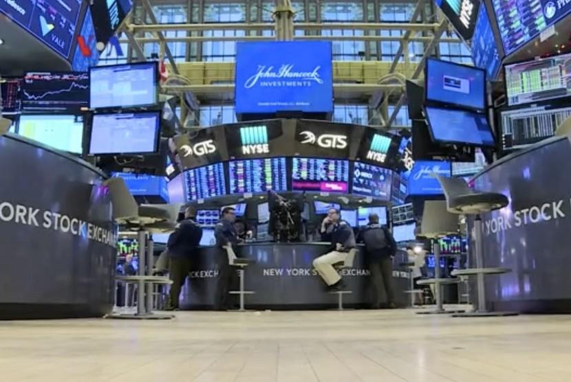 Wall Street (ilustrasi)