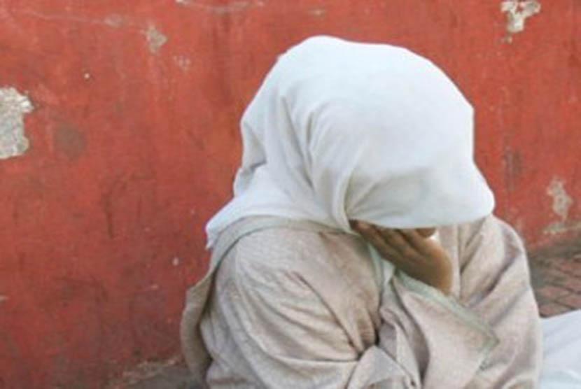 Wanita Muslim di sejumlah negara masih kerap menjadi korban penindasan dan ketidakadilan(Ilustrasi)