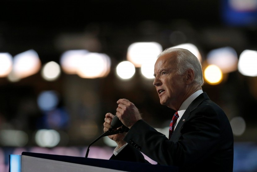Kandidat calon presiden AS Joe Biden.