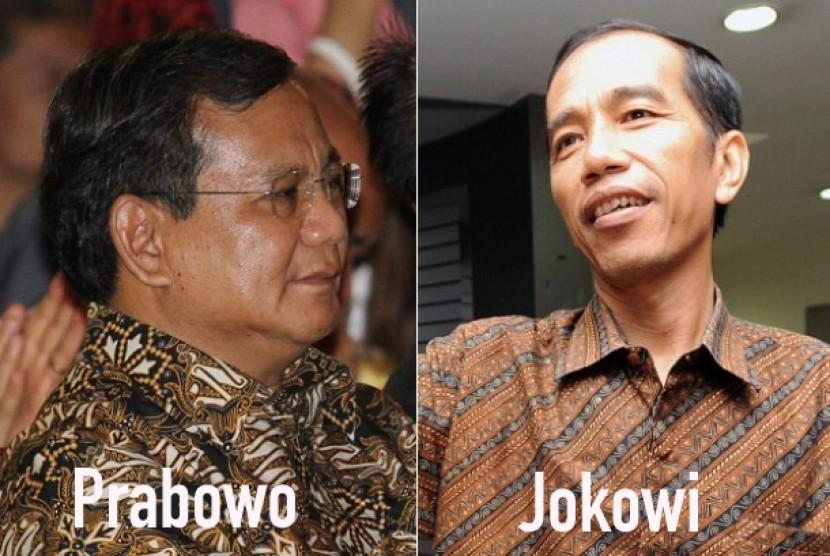 Capres Jokowi-Prabowo