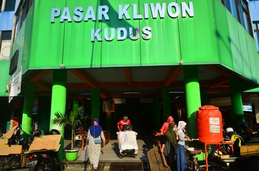 Pedagang Pasar Kliwon Nunggak Sewa Kios Bakal Dicabut Izin (ilustrasi)