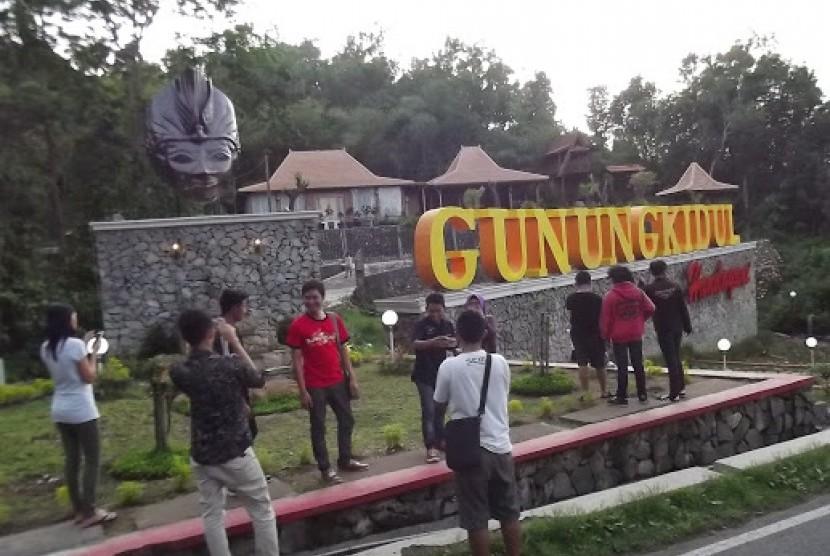 Gunung Kidul Kembangkan Destinasi Puncak 4g Republika Online