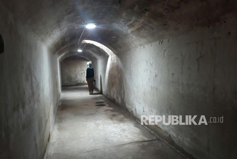 Bunker peninggalan Belanda. (ilustrasi)