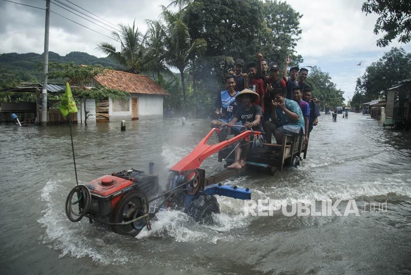 Bantuan untuk Korban Banjir Bantul Terus Berdatangan