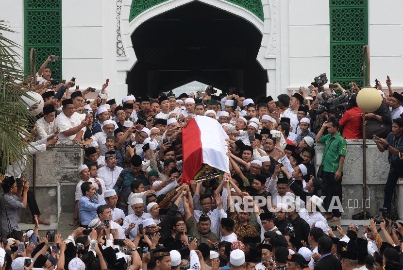 Fatayat NU: Indonesia Kehilangan Tokoh Islam Dunia | Republika Online