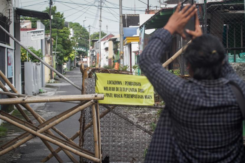 Pemkab Pangandaran Bantu Warga yang Isoman (ilustrasi).