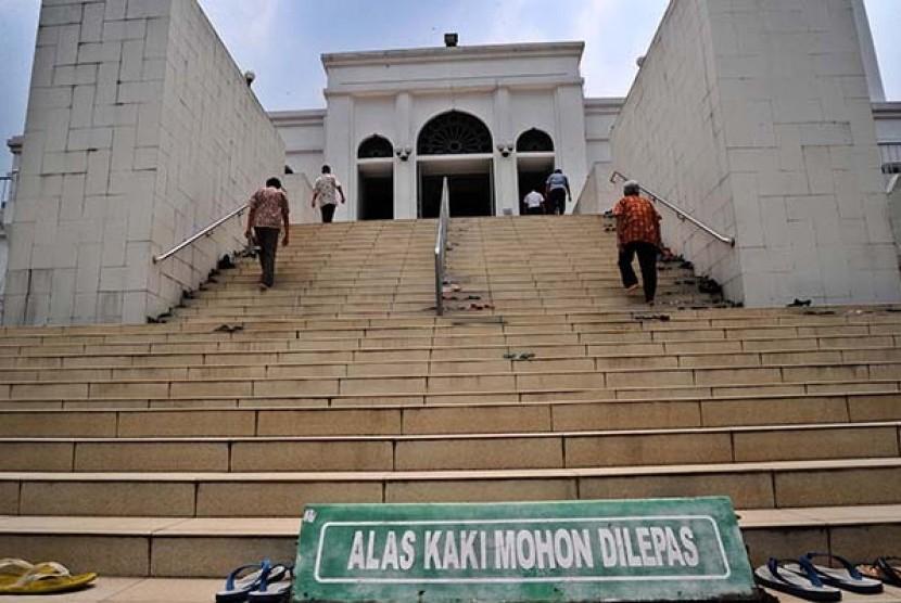 Al Azhar Mosque in Jakarta.