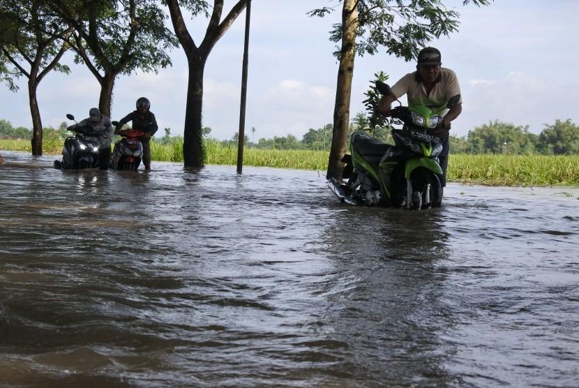 Penanganan Tanggul Rusak Diprioritaskan di Purworejo