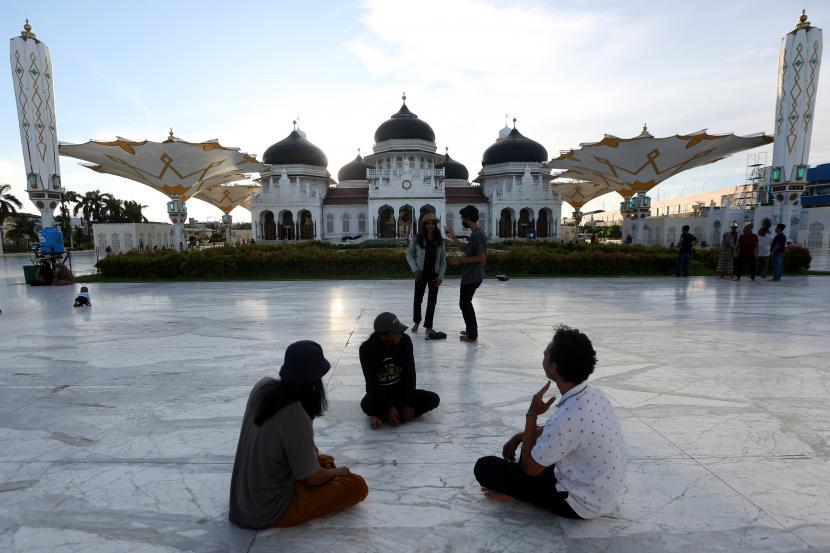 Wisata Halal Banda Aceh Dikembangkan Ihram