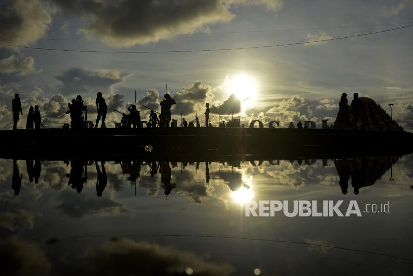 Lapan: Fenomena Matahari Memutih Buat Suhu Bumi Le