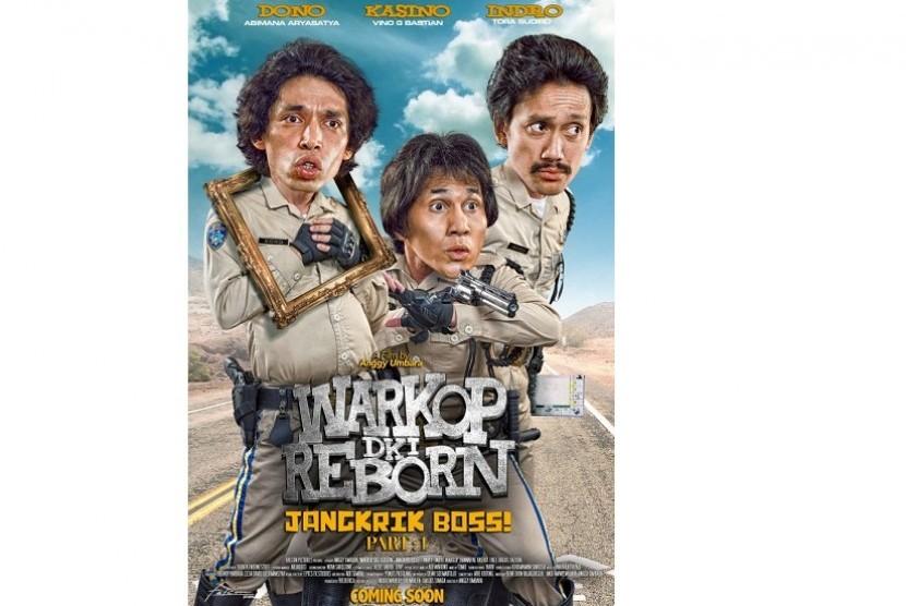 Warkop DKI Reborn: Jangkrik Bos Part 1