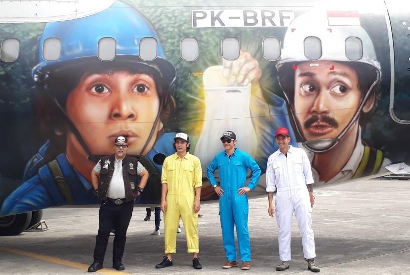 Warkop DKI Reborn: Jangkrik Boss Part 2