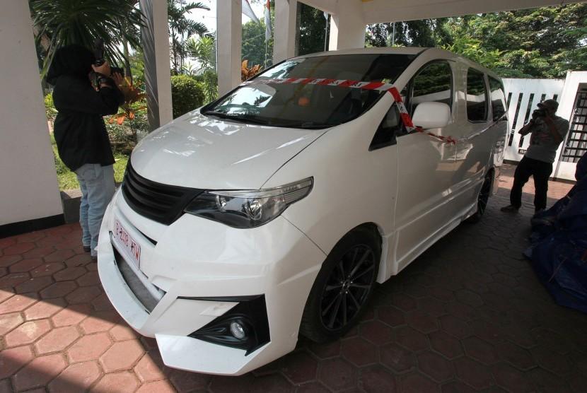 Mobil Listrik Ugm Disita Kejagung Republika Online