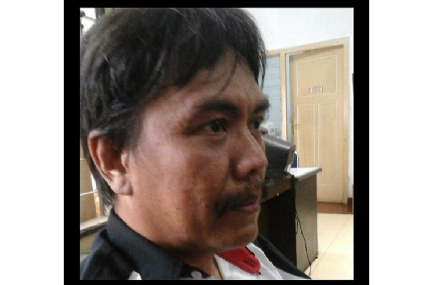 Wartawan Republika, Agus Yulianto
