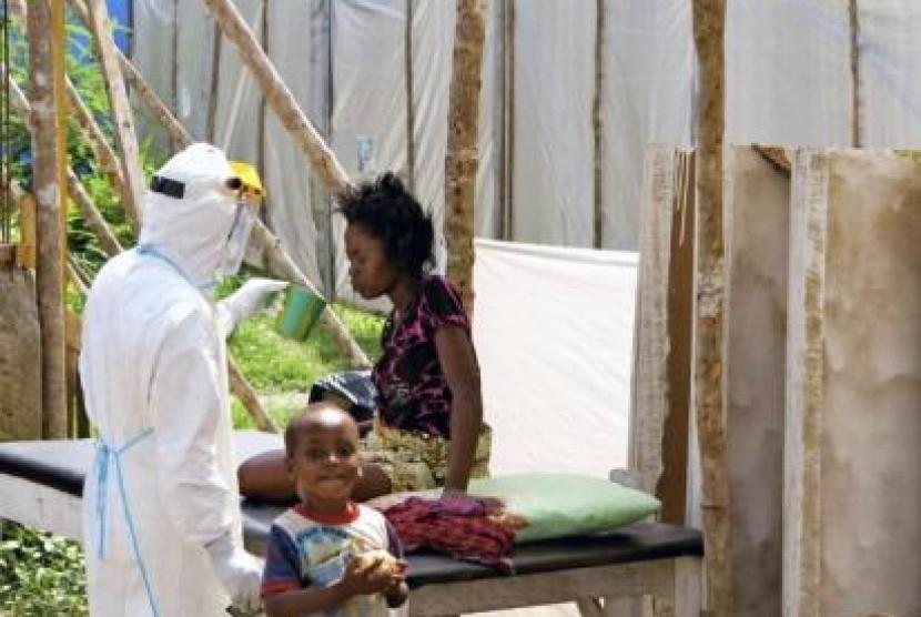 WHO menyatakan hingga saat ini ebola merenggut 1.427 korban jiwa dari 2.600 kasus yang ditemukan.